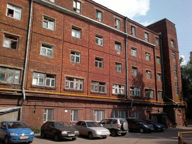 Общежитие МГТУ им. Косыгина