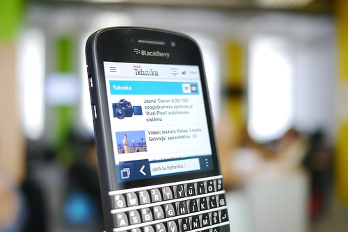 BlackBerry Phones with the Longest Battery Life 2