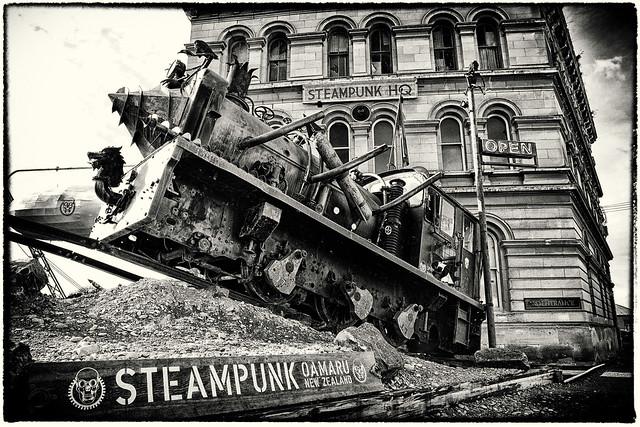 steampunkHQ