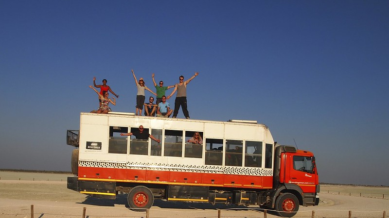 Truck Life: A Day In The Life Of Our African Overland Safari