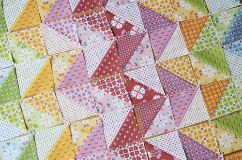 Zigzag Quilt Blocks