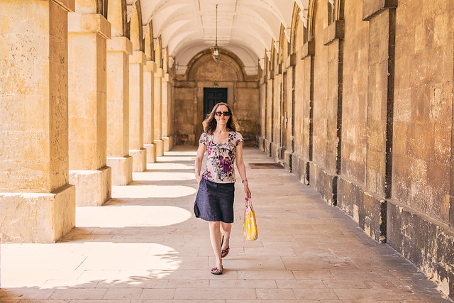 Summer days at Magdalen College, Oxford