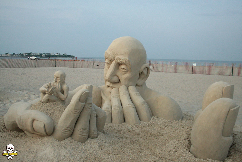 9311824762 df0ae743b4 c The Awesome 3D Beach Art of 3DSD