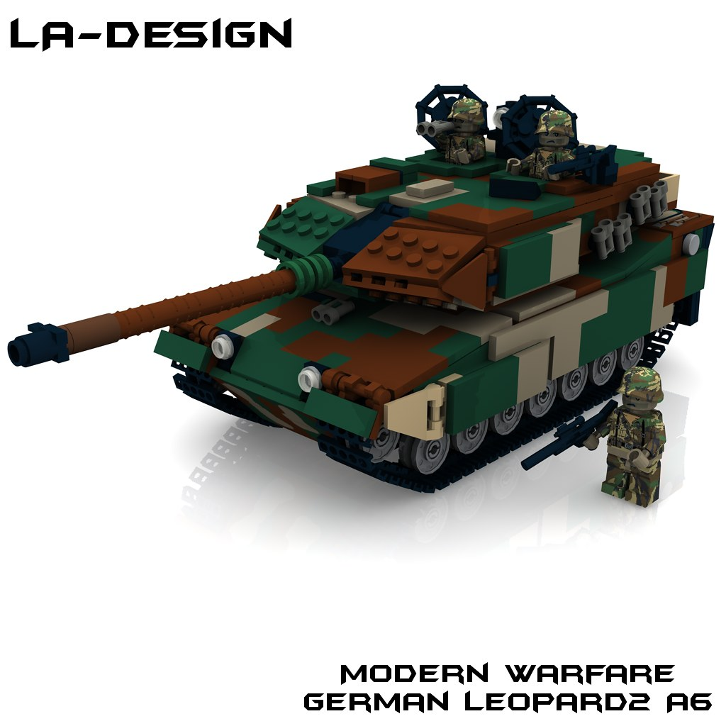lego panzer tank instructions