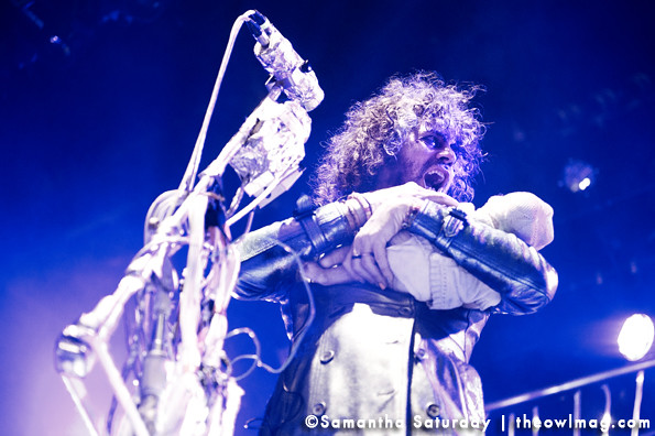 The Flaming Lips @ Pacific Amphitheatre, Costa Mesa, Ca 7/31/13