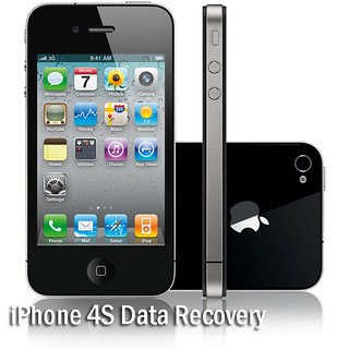 recover data from iPhone 4S