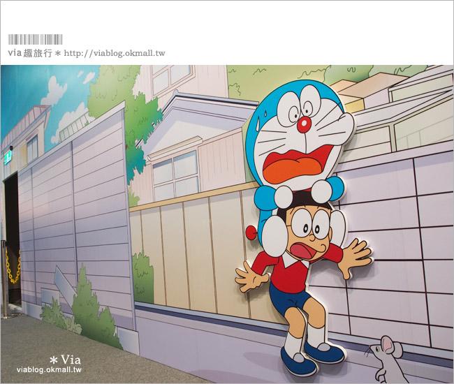 【高雄哆啦a夢展覽2013】來去高雄駁二藝術特區~找哆啦A夢旅行去!24