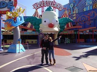 parques de atracciones de Estados Unidos: Los Simpson en Universal Studios Hollywood parques de atracciones de estados unidos - 9475821129 1aabd49947 n - Los mejores parques de atracciones de Estados Unidos