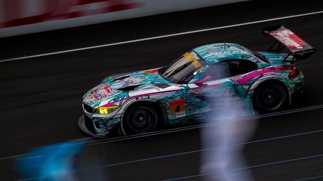 Super GT 4 miku-BMW