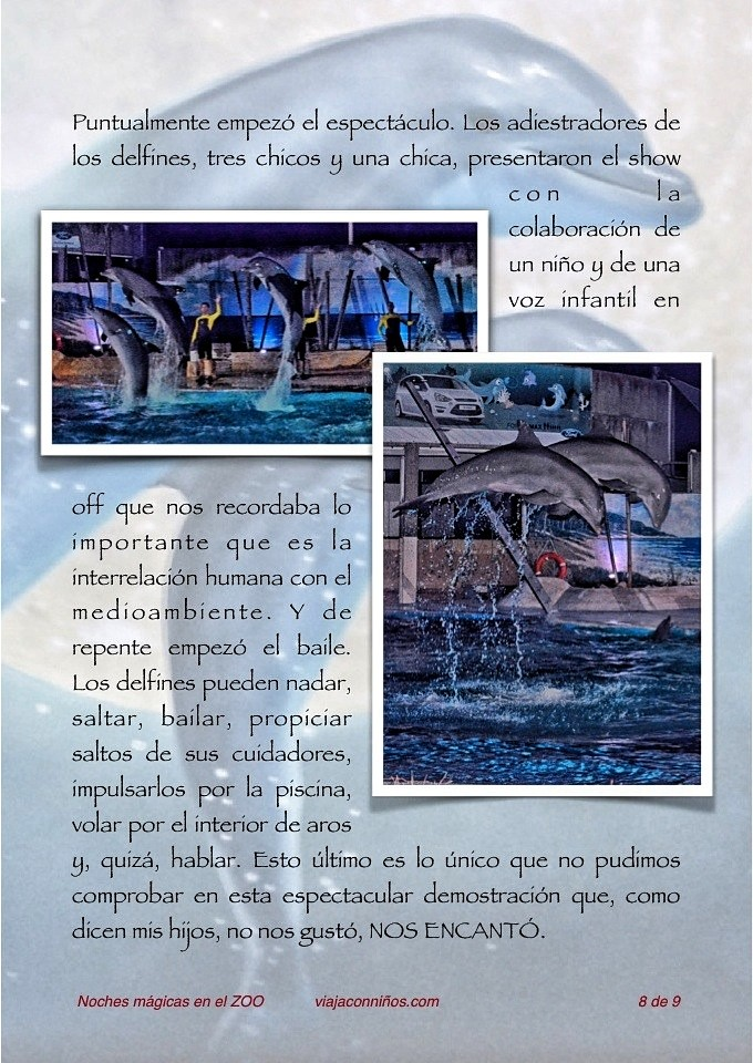 Noches mágicas del Zoo de Madrid