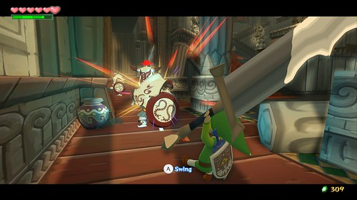 New The Legend of Zelda: Wind Waker HD Screenshots