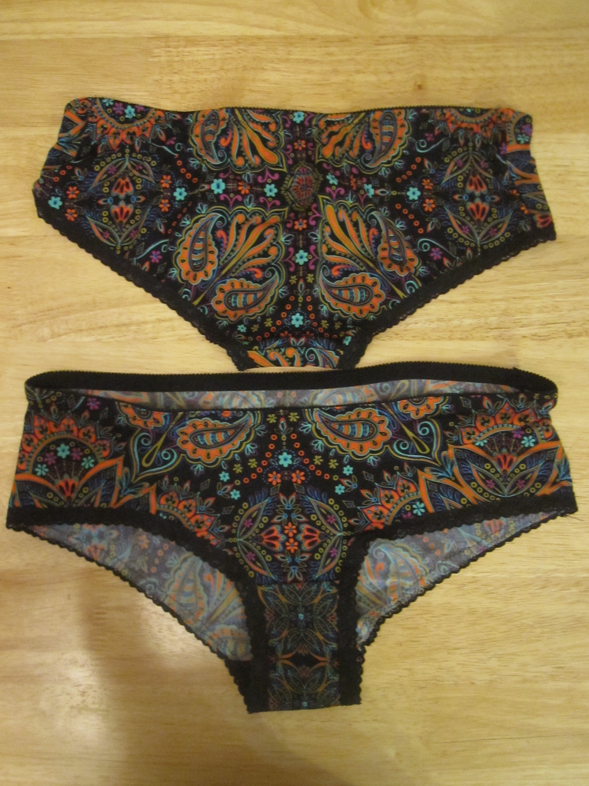 Knickers from Scraps