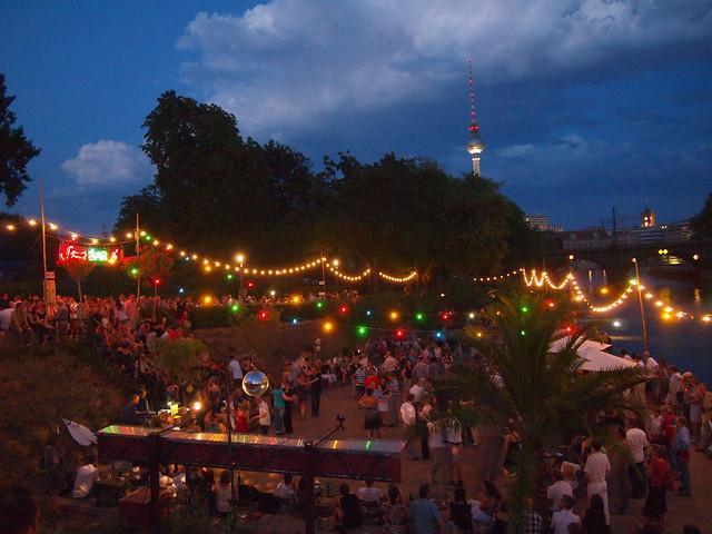 Berlin Strandbar Mitte