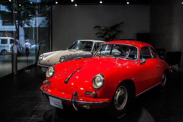 20130829_01_Porsche 356C 1600C & 911T (Type-901)