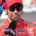 Dario Franchitti is interviewed following the GoPro Grand Prix of Sonoma
