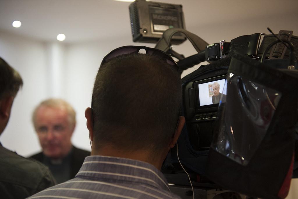 Press Conference with Rt Rev Kieran Conry