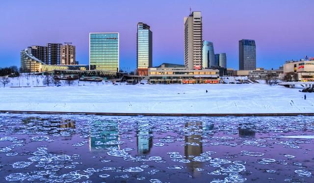 0367 - Lithuania, Vilnius, Snipiskes HDR