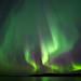Aurora at the White sea by Alexander Semenov