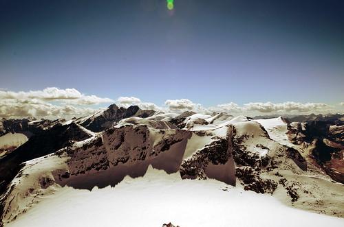 nocheinmal großglockner und der gletscher