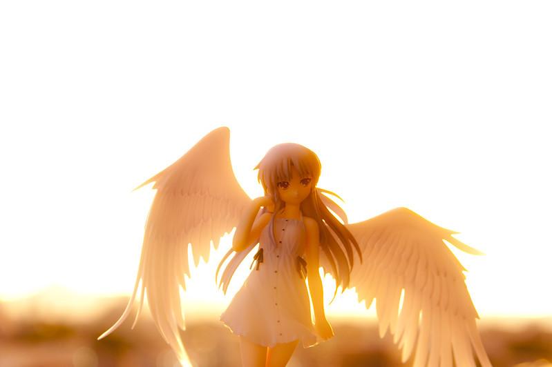 天使ちゃんまじ夕焼け天使