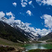 Panorama of Lake saif Al malook by engr.Umair khan