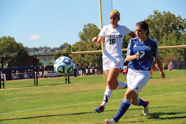 Marietta College Soccer