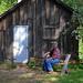 Aldo Leopold shack near Baraboo, WI by Lee Casebere