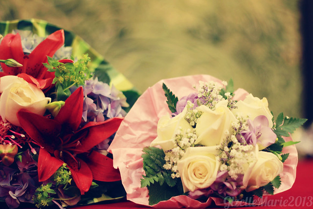 bouquets, 3 Ways To Grapple With A Frail Marriage