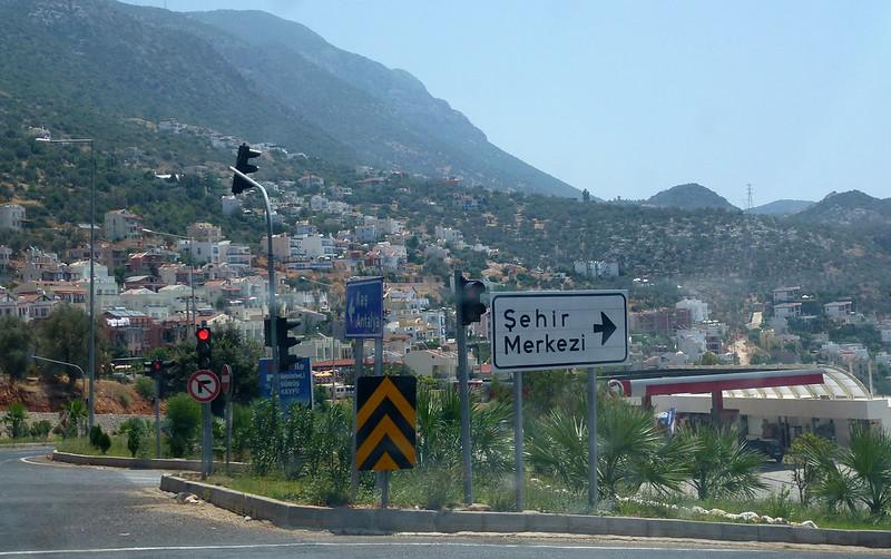 Turquie - jour 17 - Route de Patara à Antalya et Mont Chimère - 01