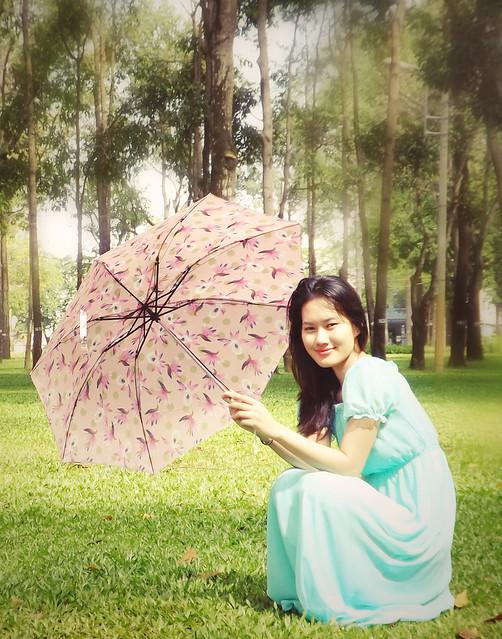 Chụp ảnh chân dung ngoài trời - dendemen.com - doansang