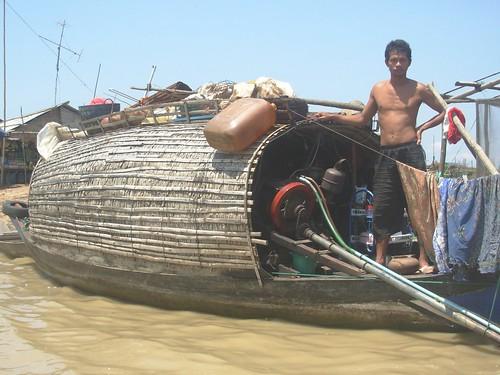 Siem Reap-Battambang - bateau (39)