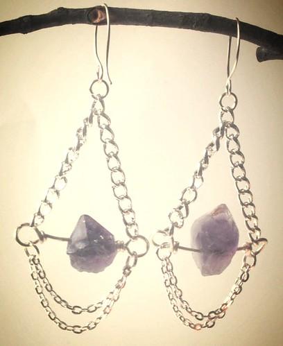 balanced earrings
