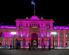 Casa Rosada (Casa de Gobierno) Buenos Aires Argentina