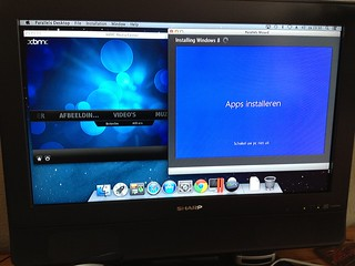 Windows 8 op Mac Mini