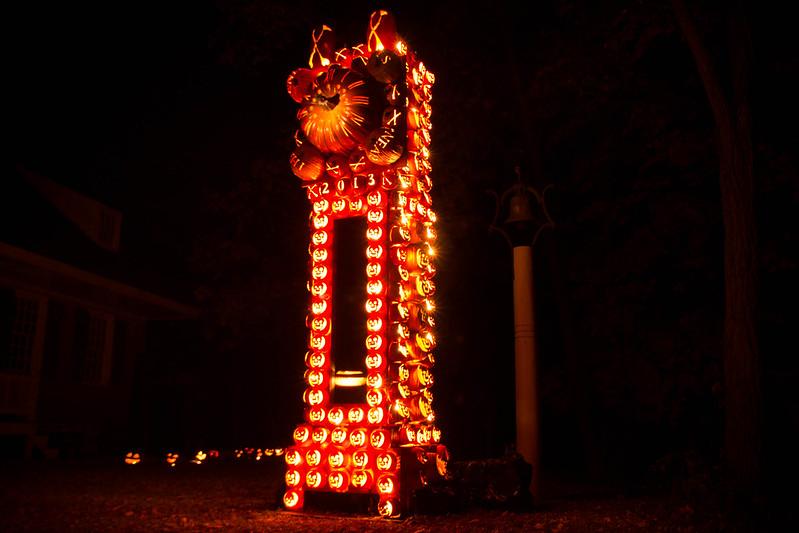 Great Jack O Lantern Blaze Address