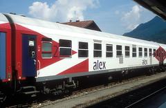 - Reisezugwagen  Europa
