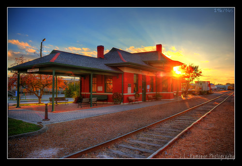 railroad blue sunset orange sun yellow rural train sunrise photography photo vanishingpoint nikon tennessee traintracks perspective engineering pic oldbuildings photograph depot thesouth 365 traintrack hdr oldbuilding cumberlandplateau railroadtracks traindepot ruralamerica engineeringasart railroadtrack photomatix putnamcounty cookevilletn bracketed project365 middletennessee vintagebuilding 2013 ruraltennessee hdrphotomatix ofandbyengineers ruralview hdrimaging perspectiverules 365daysproject 365project retrobuilding 365photos ruralbuilding ibeauty 296365 hdraddicted d5200 pathscaminhos structuresofthesouth southernphotography screamofthephotographer hdrvillage engineeringisart jlrphotography photographyforgod worldhdr cookevilletraindepot nikond5200 hdrrighthererightnow engineerswithcameras hdrworlds jlramsaurphotography 1yearofphotographs 365photographsinayear 1shotperdayfor1year