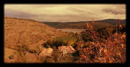 El pantano desde Hortigosa