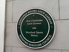 Photo of Green plaque number 28202