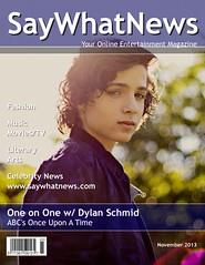Dylan Schmid Interview