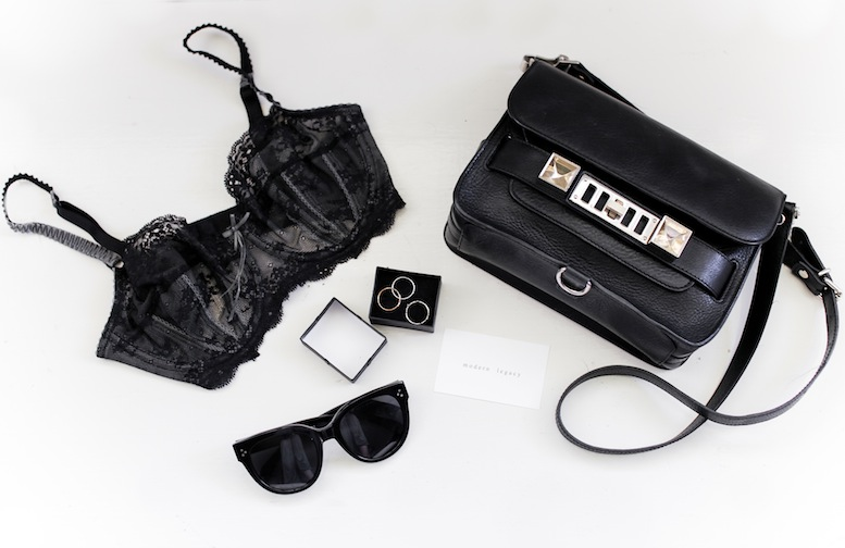 modern legacy fashion blog style blogger travel bag tips proenza schouler ps11 mini elle macpherson celine sunglasses Ipad business cards (2 of 2)