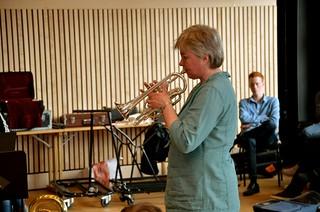Lilla Brassbandfestivalen 2013 - Berit Palmquist - 1:a pris i solisttävlingen (ledar-divisionen)