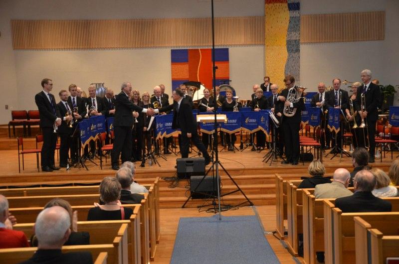 Brassbandfestivalen 2012 - Halmstad Brass Band