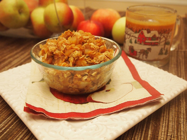 Granny's Apple Crisp