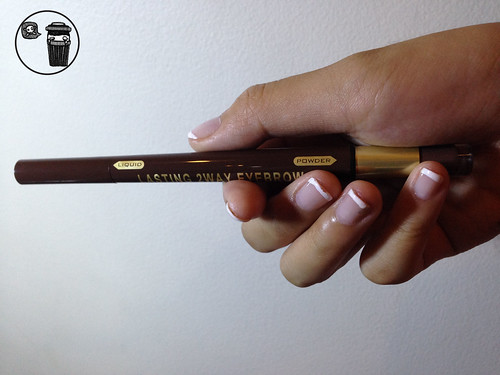 k-palette 1 day tattoo real lasting eyeliner review