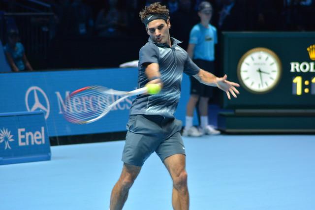 Roger Federer - ATP Finals 2013