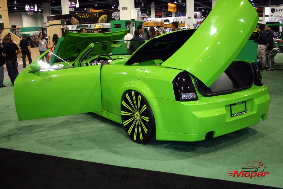 2013 SEMA - We R Mopar Photos