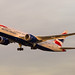 British Airways Boeing 787 G-ZBJC by LHR Local