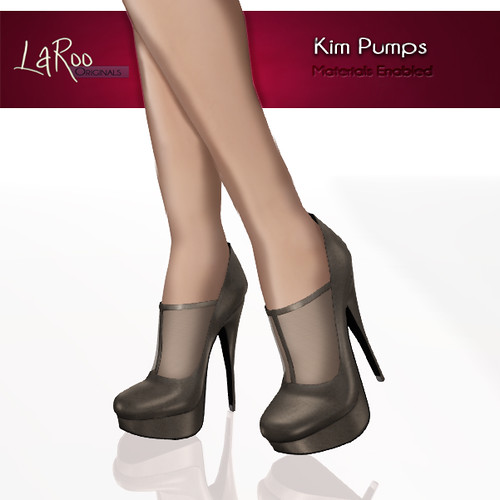 (LaRoo) Kim Pumps