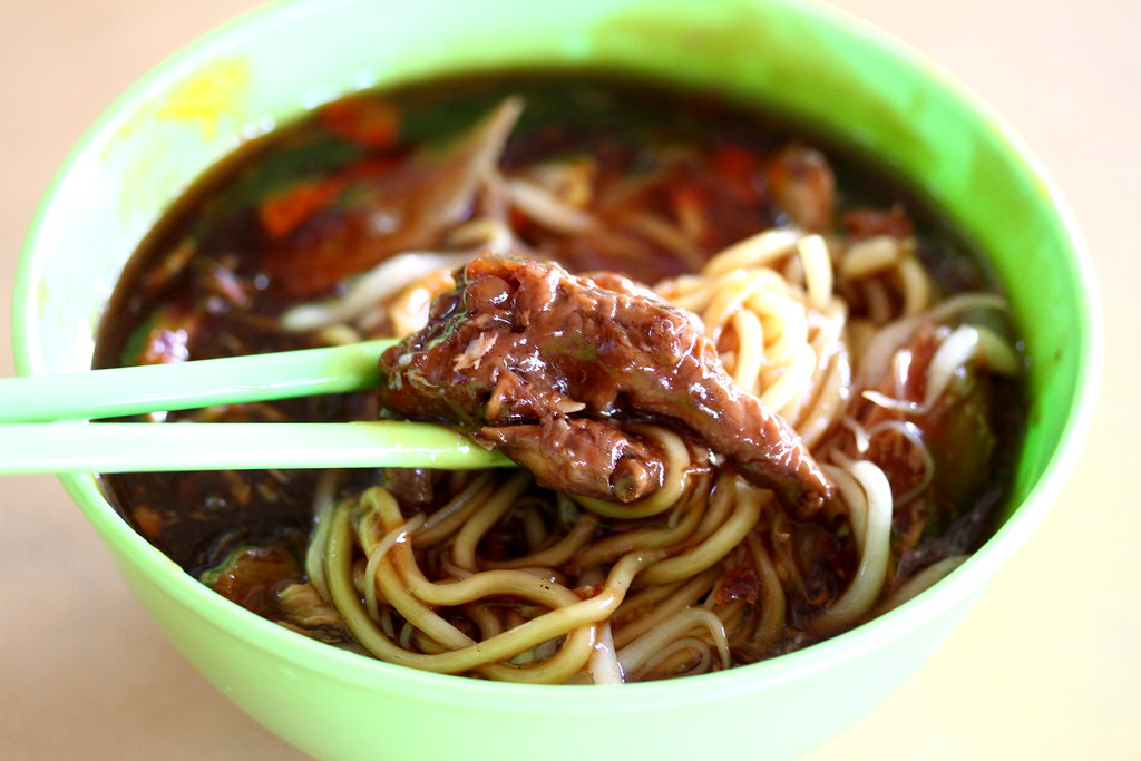 Penang Food Guide: Kim Leng Loh Mee @ Perak Lane